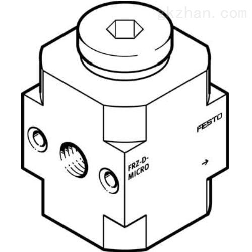 德国FESTO分气块安装手册FRZ-D-MINI