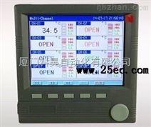 彩屏无纸记录仪 通讯接口记录仪