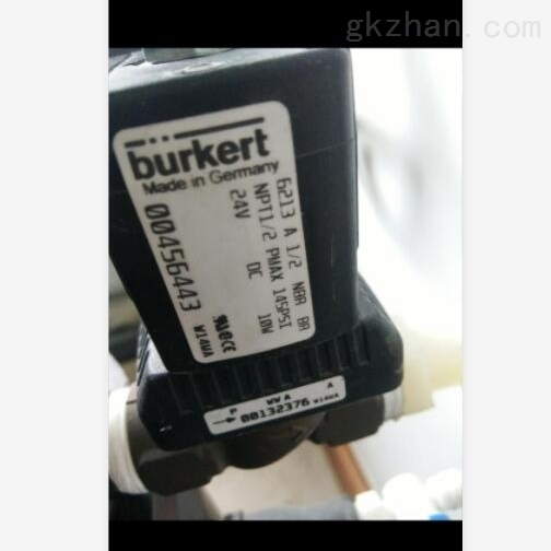 德國寶德6213EV隔膜電磁閥burkert-456443
