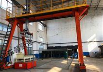 木粉自动装车机 木粉机械手装车生产线