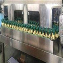 半自动酱油醋瓶刷瓶机