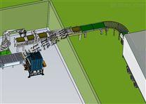 尿素机器人自动装车机 化肥机械手装车设备