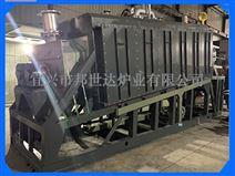 耐温耐腐蚀热处理炉定制连续式工业回转窑