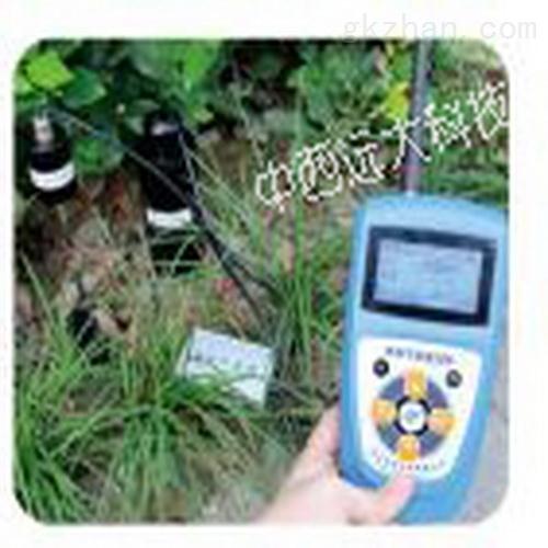 土壤水分温度盐分三参数仪 现货