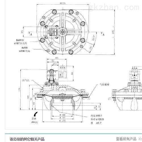 诺冠NORGREN的电磁阀完整型号展示