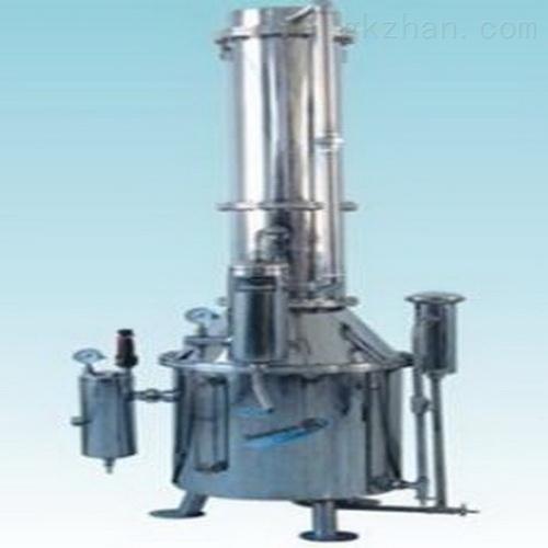 塔式蒸汽重蒸馏水器 现货