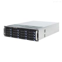 杰士安16或24盘位嵌入式监控视频存储服务器