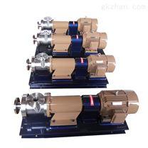 三級無夾套管線式乳化機/泵