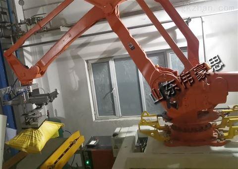 40kg锌粉自动卸垛机 拆垛装车生产商