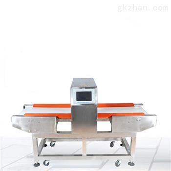 雙探頭電子自動食品金屬檢測機