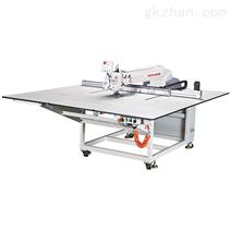 JTK8T-900ABEJ(自动换梭、带激光)大型全自动模板缝纫机