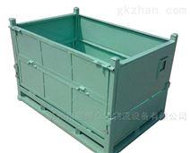金属料箱可堆垛物料架箱非标定制
