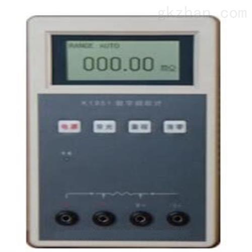 数字微欧计(充电电池使用)中西