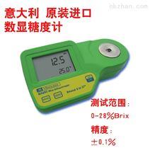 进口数字测糖仪0-50%数显糖度计水果糖度测试仪防水便携式糖量仪