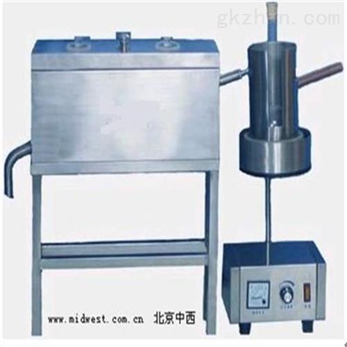 石油产品馏程测定仪(中西器材)