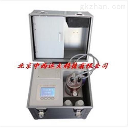 便携式微量水分仪