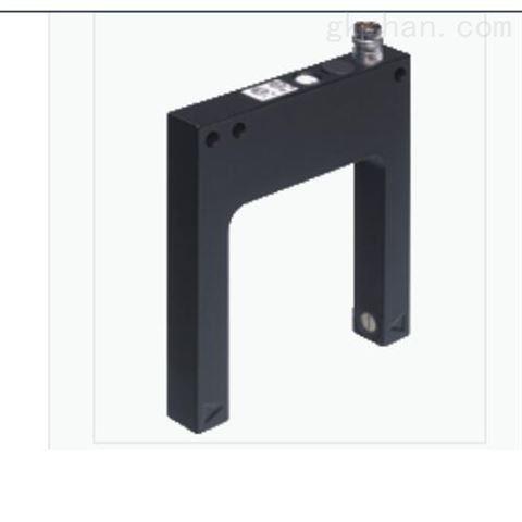 使用简单p+f倍加福槽型光电传感器