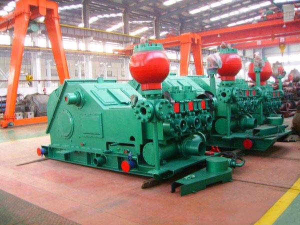3NB-350型泥浆泵