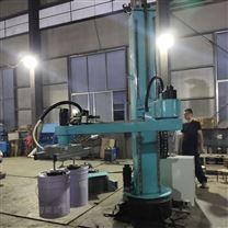 立柱式機器人碼垛機的设备特点和工作原理