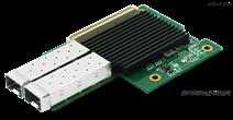 OCP千兆双口光纤网卡