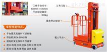 全电动高空取料机(三级门架)