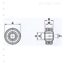希而科供应FLURO-GLRS滑动轴承