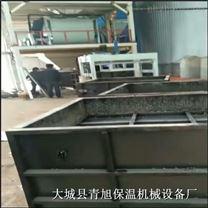 安徽阜陽外牆勻質防火保溫板設備