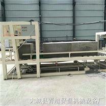 北京勻質保溫板材設備生産線