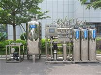 500L/H全自动二级反渗透纯化水设备
