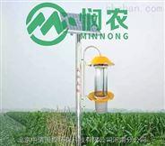 立杆式太陽能殺蟲燈
