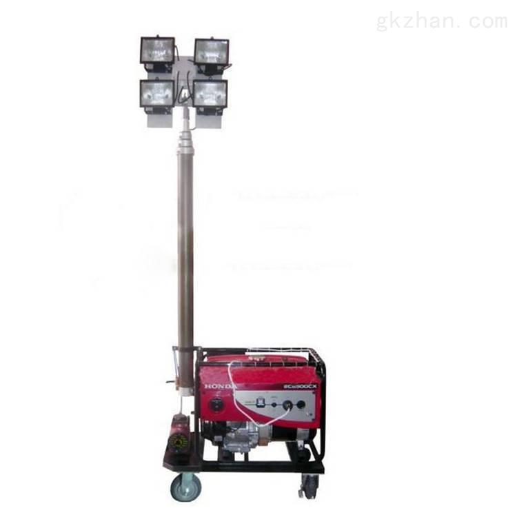 4.5米遥控移动升降照明灯车