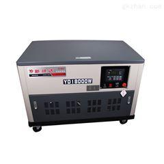 YD36000W30KW靜音汽油發電機稀土永磁電機