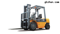 CHL品牌 2-3.5吨柴油/汽油/液化气平衡重式叉车