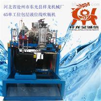 沧州机油壶尿素桶洗衣液桶吹瓶機吹塑機