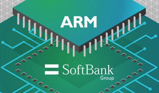 ARM计划分拆物联网业务 专注核心芯片设计