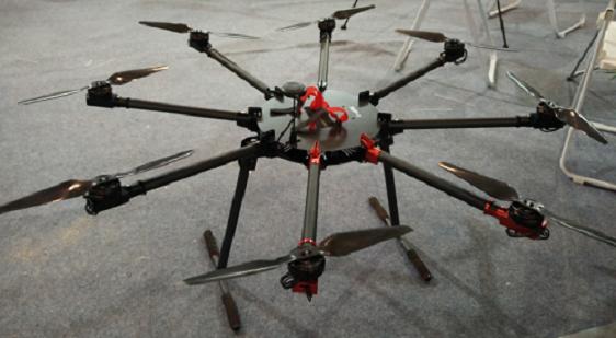 智空未来无人机防御设备亮相第五届无人机应用及防御展