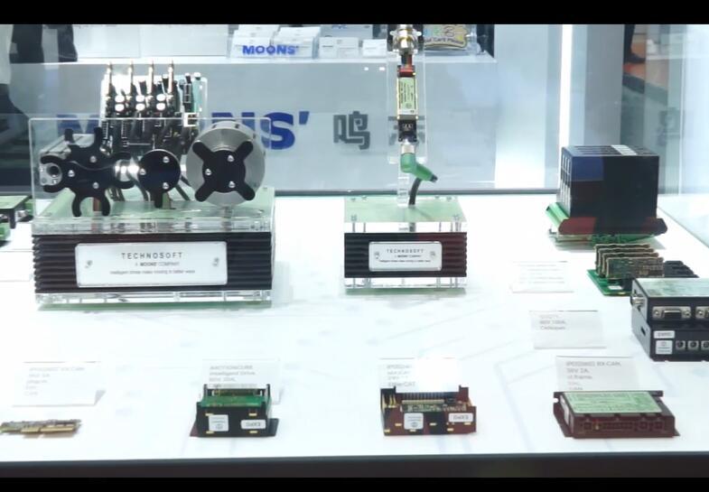 2020中國工博會工業自動化展產品展示