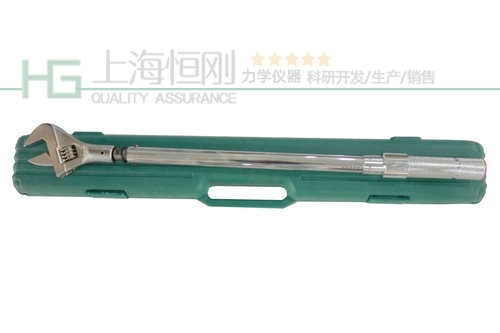定值式扭矩扳手3000-6000N.m,钢结构装配扭矩定值式扳手价钱