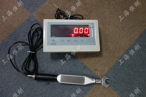 <strong>600N.m内标准数显扭力扳手测量铁塔数值</strong>