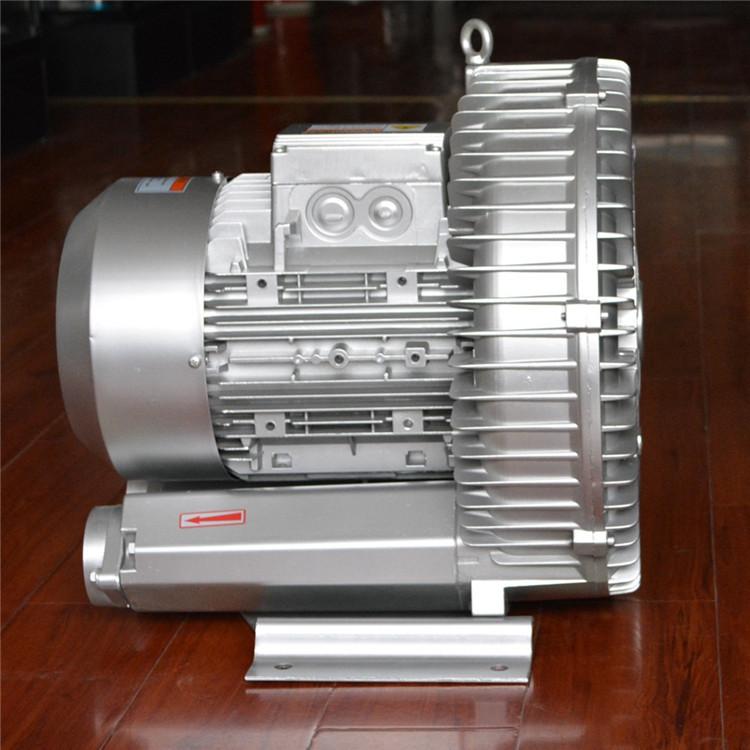 微孔增氧曝气高压鼓风机 鱼塘增氧曝气旋涡高压风机 叶轮式增氧机示例图4