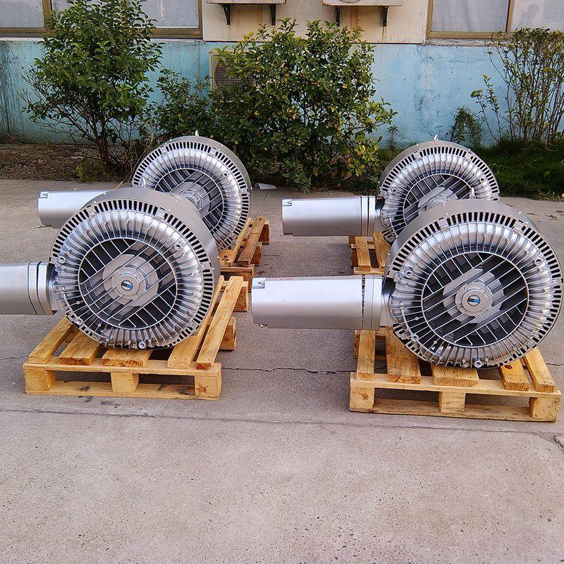 冲床机高压风机 焚化炉设备高压风机 产品烘干设备风机 小型高压风机 旋涡鼓风机示例图9
