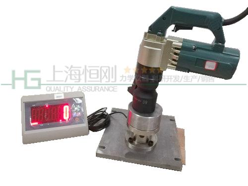 电动扭矩扳手扭矩测量仪图片