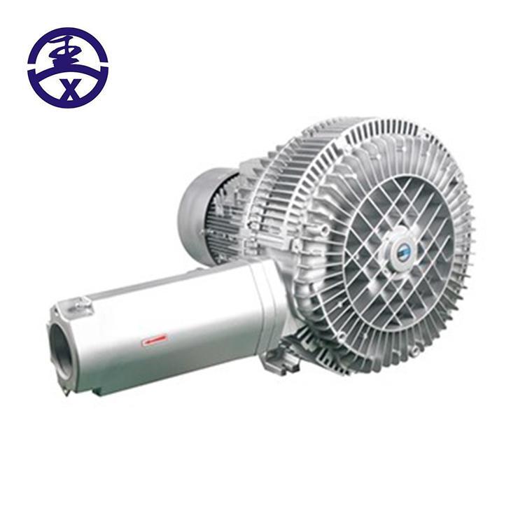 广州吸尘风机 除尘器旋涡气泵 静音型漩涡气泵 低噪音旋涡高压鼓风机厂家示例图4