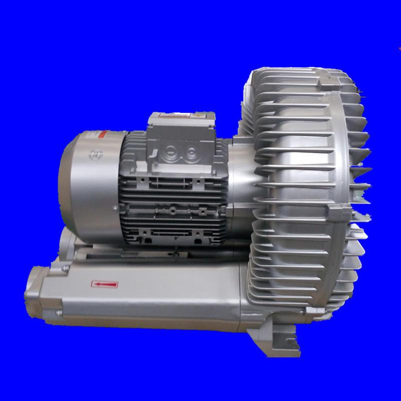广州吸尘风机 除尘器旋涡气泵 静音型漩涡气泵 低噪音旋涡高压鼓风机厂家示例图5