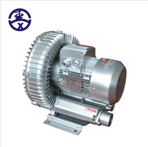 广州吸尘风机 除尘器旋涡气泵 静音型漩涡气泵 低噪音旋涡高压鼓风机厂家示例图6