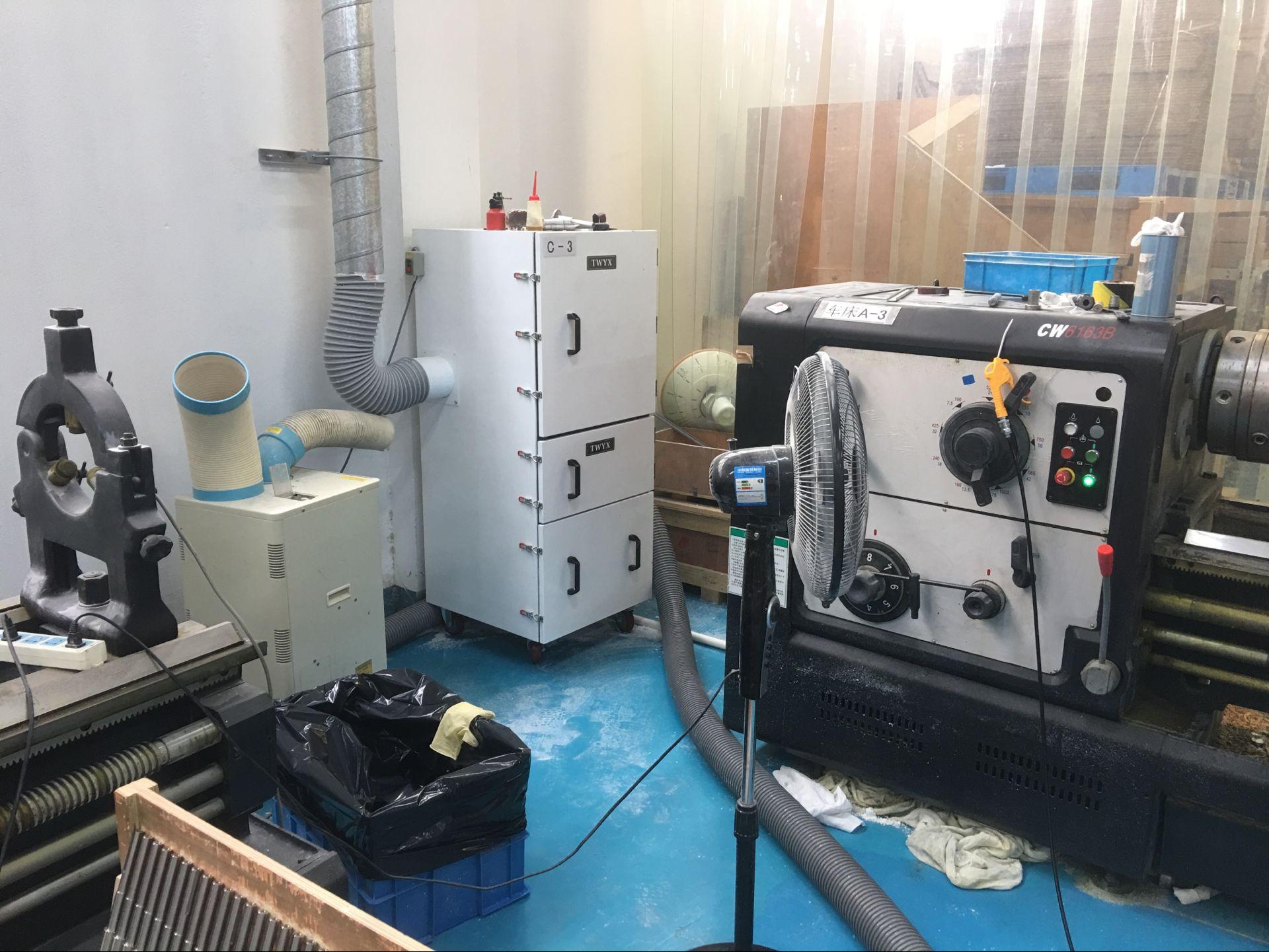 工厂 上海TWYX品牌 工业除尘器 环评柜式工业集尘器示例图7