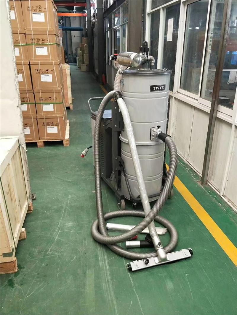 现货:小型高压吸尘器 移动式工业吸尘器 工厂车间地面粉尘吸尘器 强力高压真空吸尘器示例图3