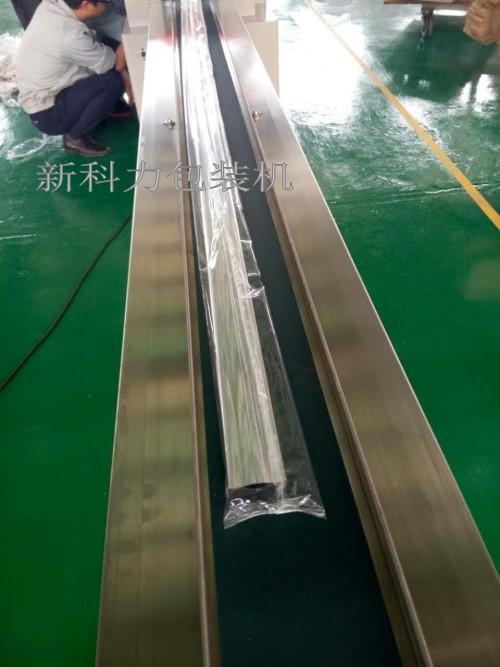 唐氏智能灯饰铝材包装机 广东铝材自动包装机* 长条铝材包装机 价格实惠示例图3