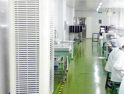 JY-12T湿膜加湿器案例6