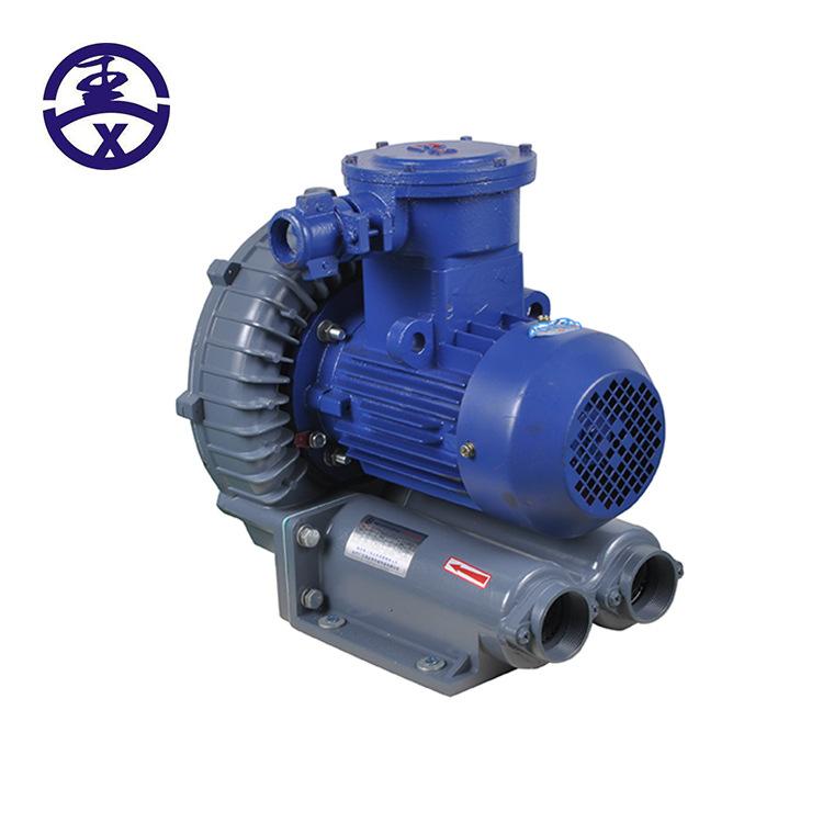 5.5kw油气输送防爆旋涡气泵,油罐油气回收防爆漩涡气泵易燃易爆气体用风机示例图3